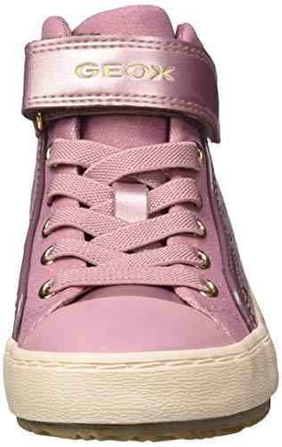 4232 2 geox maedchen j kalispera girl   Geox Mädchen J Kalispera Girl I Sneaker, (Dk Pink), 30 EU
