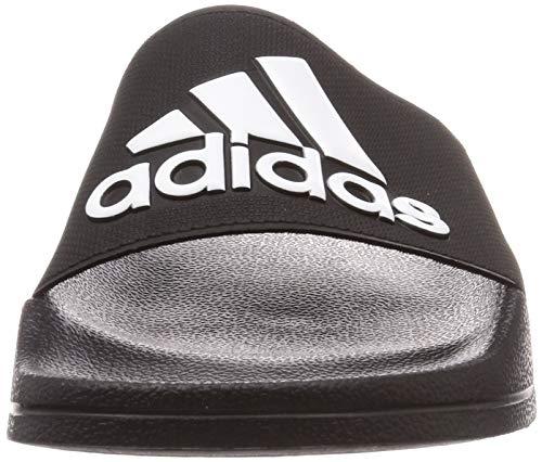 4316 2 adidas adilette shower herren   Adidas Adilette Shower, Herren Dusch- & Badeschuhe, Schwarz (Core Black/Footwear White/Core Black 0), 44.5 EU