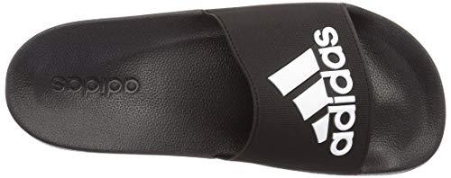 4316 5 adidas adilette shower herren   Adidas Adilette Shower, Herren Dusch- & Badeschuhe, Schwarz (Core Black/Footwear White/Core Black 0), 44.5 EU