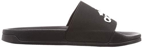 4316 6 adidas adilette shower herren   Adidas Adilette Shower, Herren Dusch- & Badeschuhe, Schwarz (Core Black/Footwear White/Core Black 0), 44.5 EU