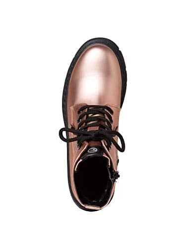 4579 2 tamaris damen stiefel rose met   Tamaris Damen Stiefel Rose Metallic, Schuhgröße:EUR 39
