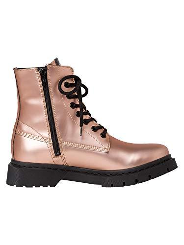 4579 3 tamaris damen stiefel rose met   Tamaris Damen Stiefel Rose Metallic, Schuhgröße:EUR 39