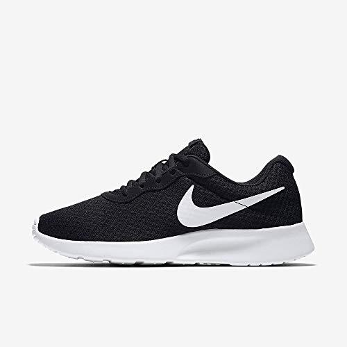 9638 12 nike herren tanjun laufschuhe | Nike Herren Tanjun Laufschuhe, Schwarz (011 Black/White), 44 EU