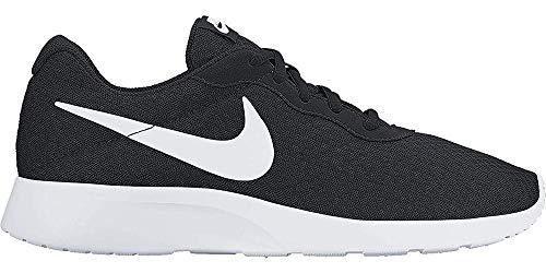 9638 13 nike herren tanjun laufschuhe | Nike Herren Tanjun Laufschuhe, Schwarz (011 Black/White), 44 EU
