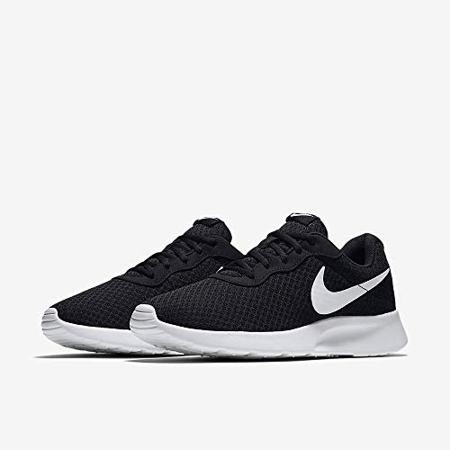 9638 8 nike herren tanjun laufschuhe | Nike Herren Tanjun Laufschuhe, Schwarz (011 Black/White), 44 EU