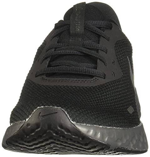 9643 2 nike herren revolution 5 leich | Nike Herren Revolution 5 Leichtathletikschuhe, Mehrfarbig (Black/Anthracite 001), 44 EU
