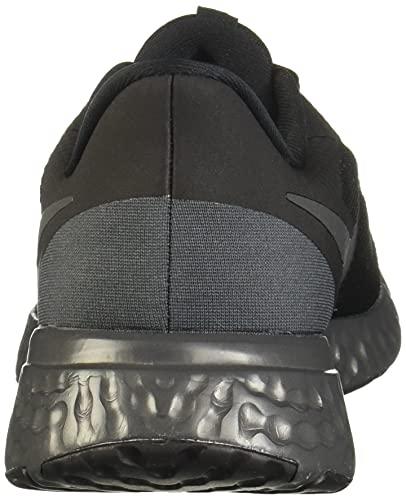 9643 3 nike herren revolution 5 leich | Nike Herren Revolution 5 Leichtathletikschuhe, Mehrfarbig (Black/Anthracite 001), 44 EU