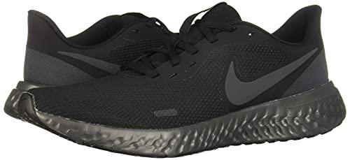 9643 7 nike herren revolution 5 leich | Nike Herren Revolution 5 Leichtathletikschuhe, Mehrfarbig (Black/Anthracite 001), 44 EU