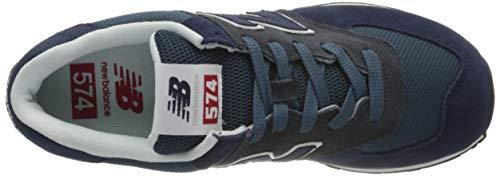 9752 5 new balance herren 574v2 sneak   New Balance Herren 574v2 Sneaker, Blau (Blue Eae), 42.5 EU