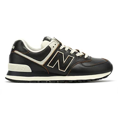 9757 2 new balance herren 574v2 sneak   New Balance Herren 574v2 Sneaker, Schwarz (Black Black), 43 EU