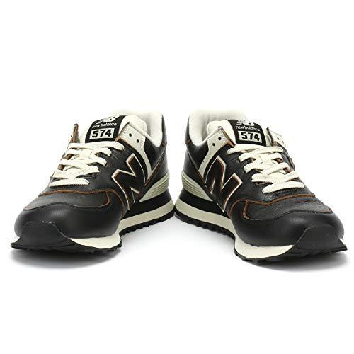 9757 3 new balance herren 574v2 sneak   New Balance Herren 574v2 Sneaker, Schwarz (Black Black), 43 EU