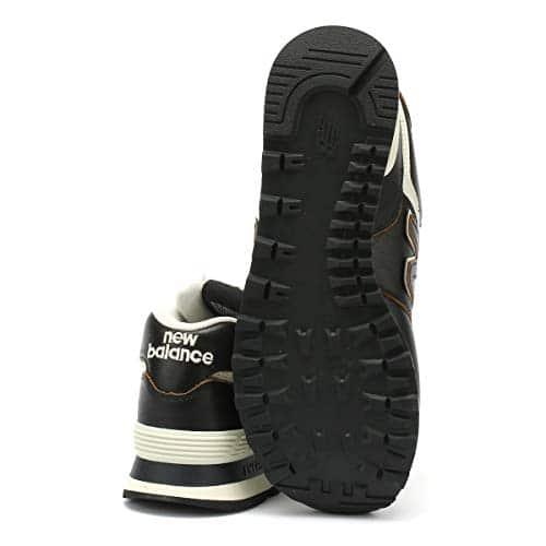 9757 4 new balance herren 574v2 sneak   New Balance Herren 574v2 Sneaker, Schwarz (Black Black), 43 EU