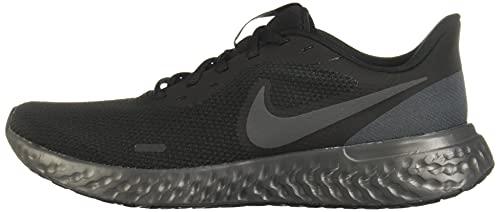 9643 8 nike herren revolution 5 leich | Nike Herren Revolution 5 Leichtathletikschuhe, Mehrfarbig (Black/Anthracite 001), 44 EU