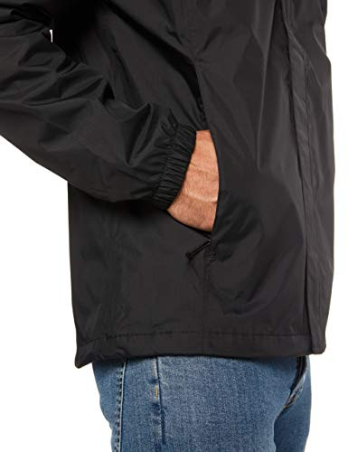 12593 4 the north face herren resolve | The North Face Herren RESOLVE 2Jacke, schwarz (Tnf Blk/Tnf Blk), L