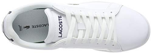 14225 5 lacoste carnaby bl damen snea | Lacoste Carnaby BL, Damen Sneaker, Weiß (weiß / dunkelblau weiß/dunkelblau), 38 EU (5 UK)