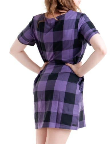 15578 2 bjoerkvin bendy dress purple | Björkvin Bendy Dress Purple, Purple, S