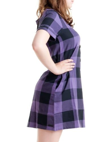 15578 3 bjoerkvin bendy dress purple | Björkvin Bendy Dress Purple, Purple, S
