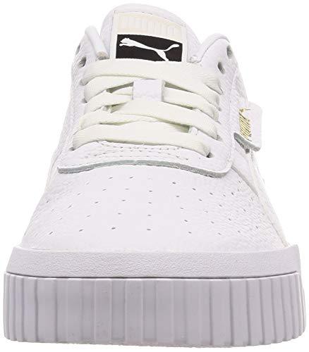 4233 2 puma damen cali wns sneaker   PUMA Damen Cali WN's Sneaker, Weiß White White, 36 EU