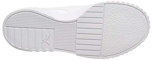4233 4 puma damen cali wns sneaker   PUMA Damen Cali WN's Sneaker, Weiß White White, 36 EU