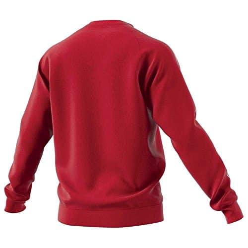4315 2 adidas herren core18 sw top sw | adidas Herren CORE18 SW TOP Sweatshirt, Power red/White, M
